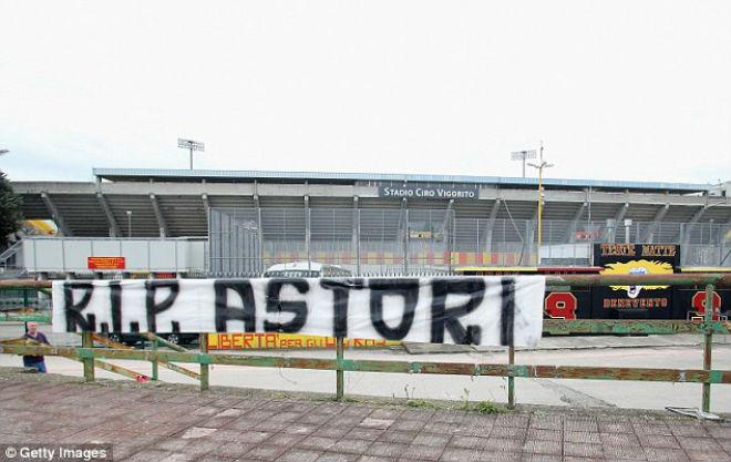 SAO Fiorentina qua đời, Serie A hoãn đấu: Huyền thoại tiếc thương, châu Âu xót xa - 11