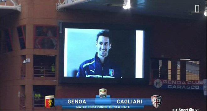 SAO Fiorentina qua đời, Serie A hoãn đấu: Huyền thoại tiếc thương, châu Âu xót xa - 8