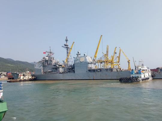 Tàu sân bay USS Carl Vinson đến Đà Nẵng: Mỹ ủng hộ Việt Nam vững mạnh, độc lập - 3