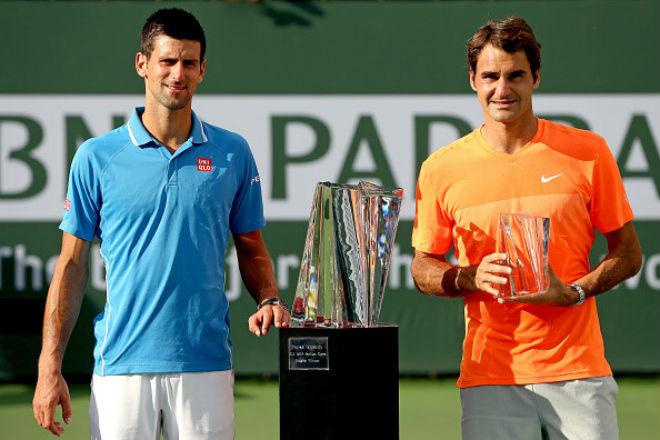 Tennis 24/7: Federer – Djokovic tranh đấu kỷ lục ở Indian Wells Masters 1