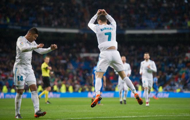 """Tiêu điểm vòng 27 La Liga: Messi thống trị, Ronaldo tiếp tục """"bung lụa"""" 2"""
