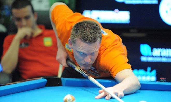 Tin thể thao HOT 5/3: Tay cơ Hà Lan vô địch bi-a thế giới 1