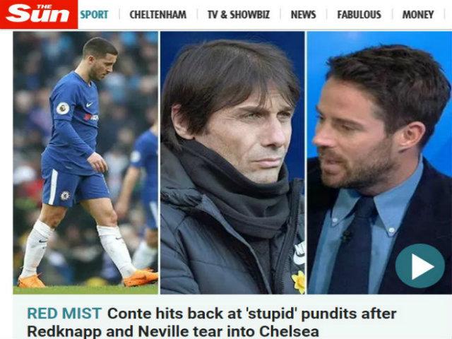 Chelsea rối loạn: Dàn sao hò nhau lật ghế Conte, Barca đâm lo sợ 6