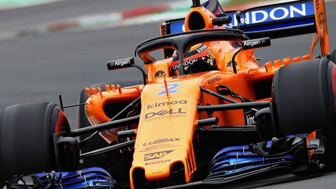 Đua xe F1 2018, thử xe đầu tiên: Khốn khổ vì mưa tuyết, sức mạnh bộc lộ 5