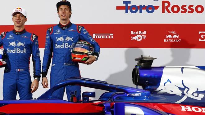 Đua xe F1 2018, thử xe đầu tiên: Khốn khổ vì mưa tuyết, sức mạnh bộc lộ 6