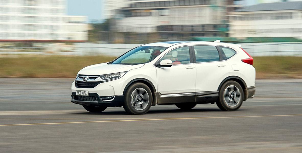 Honda CR-V 2018 bản cao cấp L giảm gần 200 triệu đồng