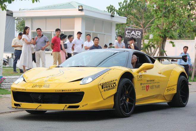 """""""Choáng"""" trước dàn xế triệu đô tham dự Car&Passion 2018 - 8"""
