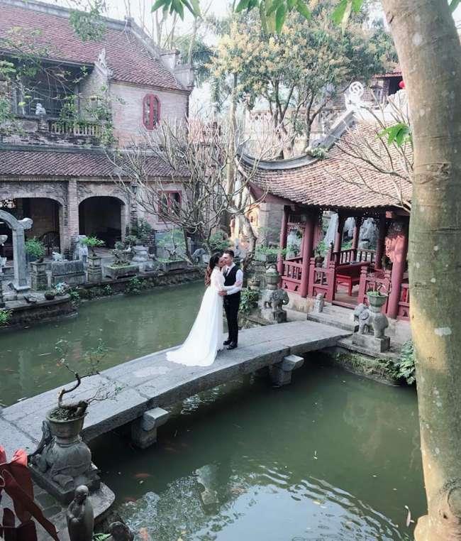 Khắc Việt hé lộ hậu trường chụp ảnh cưới với bạn gái DJ nóng bỏng - 2