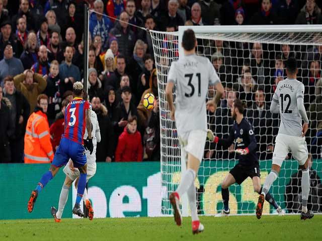 """Góc chiến thuật C.Palace – MU: Mourinho nổi giận, """"Quỷ đỏ"""" tung hoành 4"""