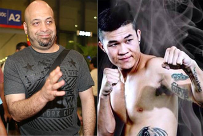 """Cao thủ Flores nhận đấu """"nam vương"""" boxing VN: Không cần chấp 2 chân 2"""