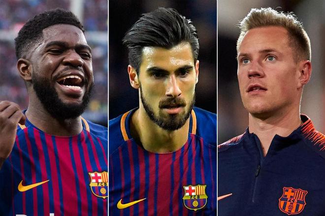 "Chuyển nhượng MU: Mua liền 3 SAO Barca, De Gea ""ngồi trên lửa"" 1"