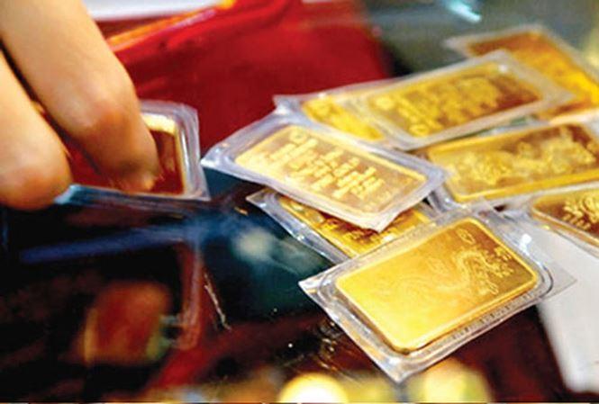 Giá vàng hôm nay 6/3: Giá vàng giảm, tỷ giá sát ngưỡng 22.800 đồng