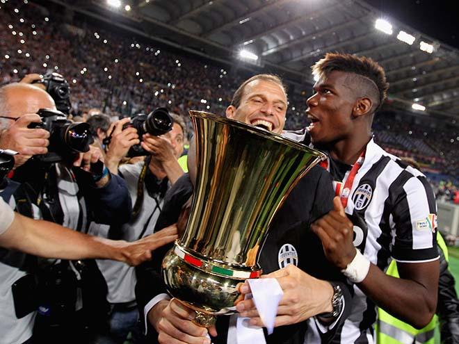 """MU phát sốt vì Pogba: Juventus chơi chiêu mua lại, """"tuồn"""" cho PSG? 2"""