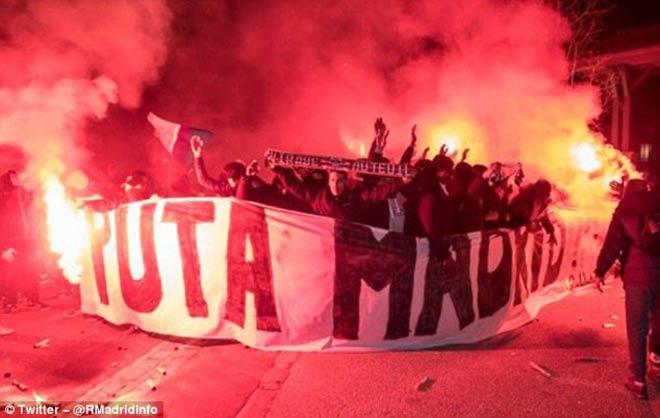 TRỰC TIẾP bóng đá PSG - Real Madrid: Mbappe vẫn đá, Bale dự bị 24