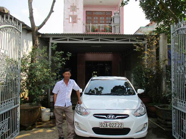 Trồng rau má, lãi 70 triệu/tháng, lão nông xứ Quảng tậu được cả xe hơi - 4