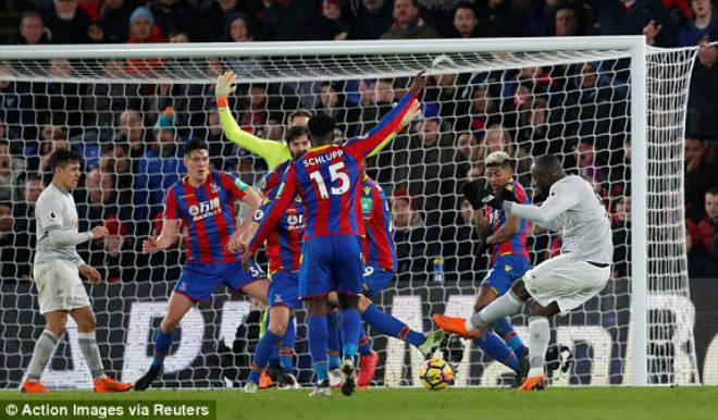 Crystal Palace - MU: Ngược dòng 5 bàn, kết liễu phút 91 10