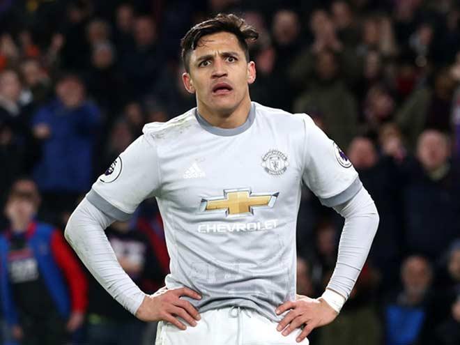 """Sanchez 8 trận 1 bàn, mất bóng báo động: Manh nha """"bom xịt"""", MU mua hớ? 1"""