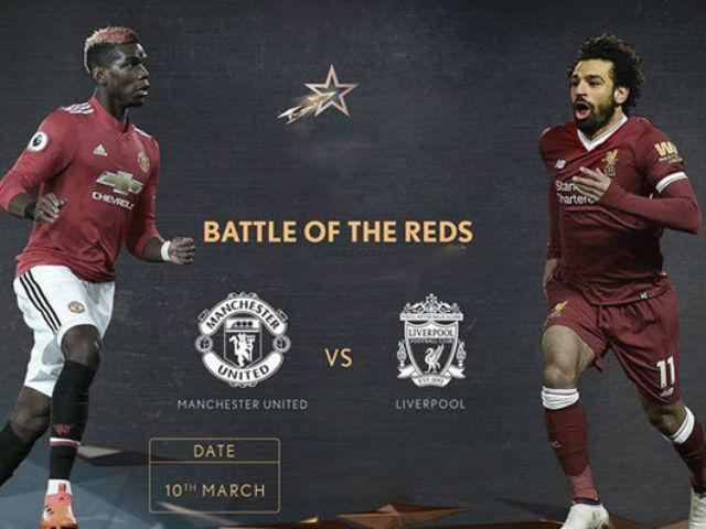 Song hùng MU - Liverpool: Còn đâu thương hiệu derby nước Anh? 5