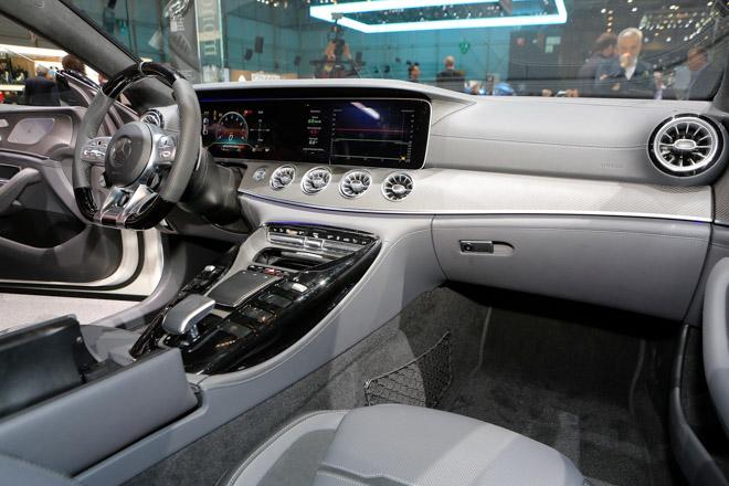 Mercedes-Benz trình làng GT4 2019 - Động cơ 630 mã lực - 5