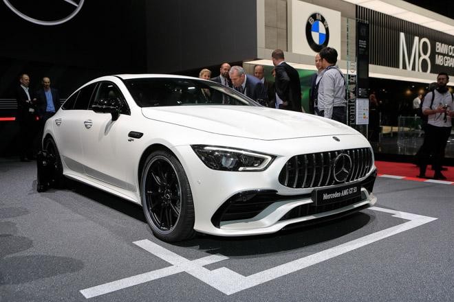 Mercedes-Benz trình làng GT4 2019 - Động cơ 630 mã lực - 7