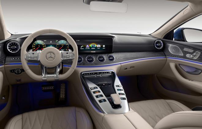 Mercedes-Benz trình làng GT4 2019 - Động cơ 630 mã lực - 10