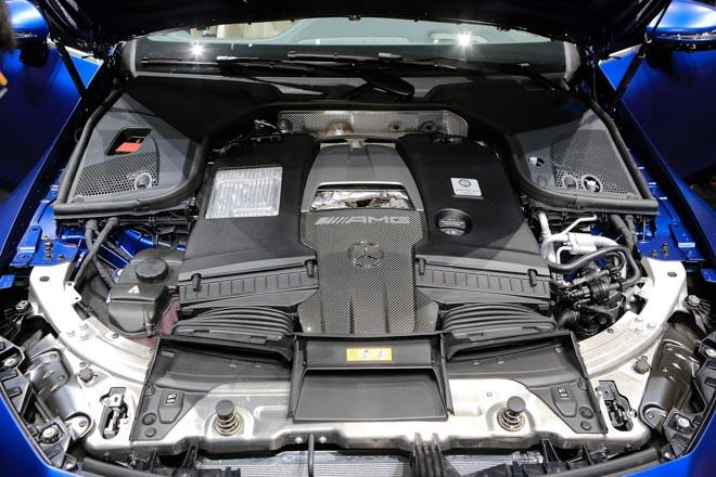 Mercedes-Benz trình làng GT4 2019 - Động cơ 630 mã lực - 3