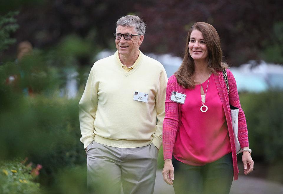 Bill Gates tiết lộ lý do khiến ông trao tặng khối tài sản 90 tỷ USD - 1