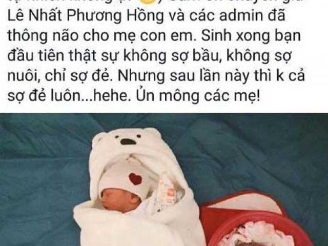 """Bộ Y tế truy tìm bà mẹ cổ vũ sinh con """"thuận tự nhiên"""""""
