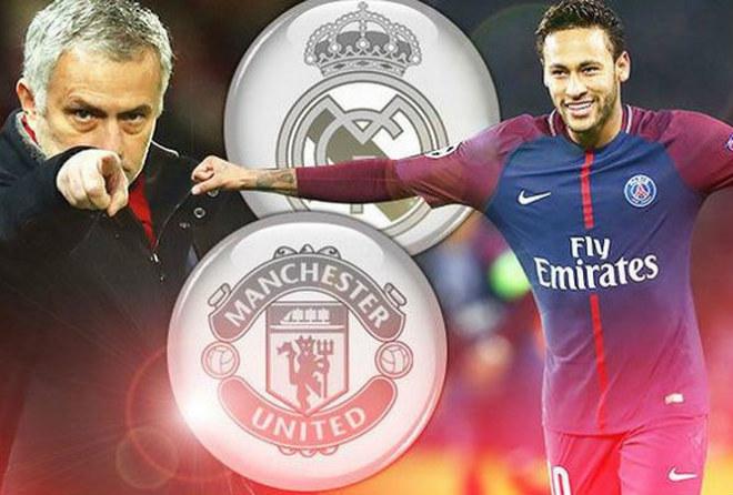 Chuyển nhượng MU: Neymar thúc Real, dọa đến Old Trafford 1