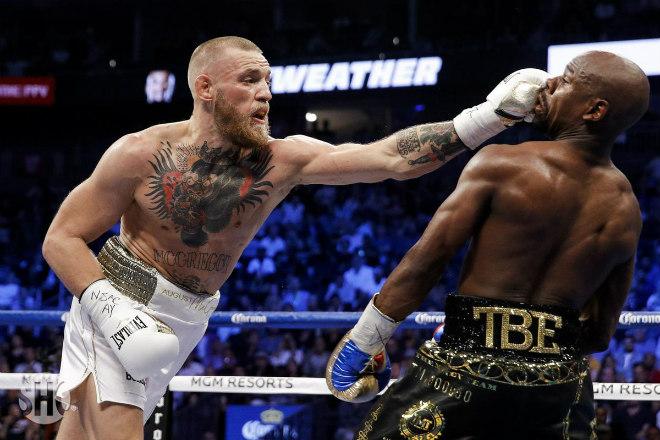 """""""Gã điên"""" McGregor kiếm tiền đỉnh hơn Ronaldo: Tự xưng mình là VUA 2"""