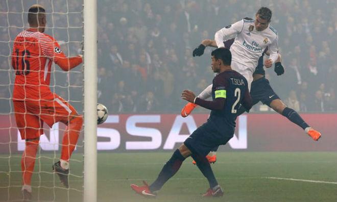 """Góc chiến thuật PSG – Real Madrid: Tấn công tổng lực, """"mũi khoan"""" Ronaldo"""