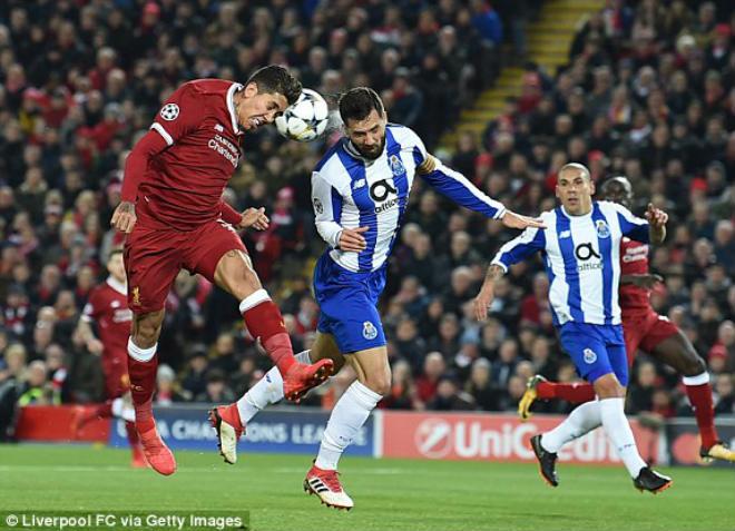 """Liverpool - Porto: Cuộc chiến danh dự, """"Người nhện"""" khoe đẳng cấp 1"""