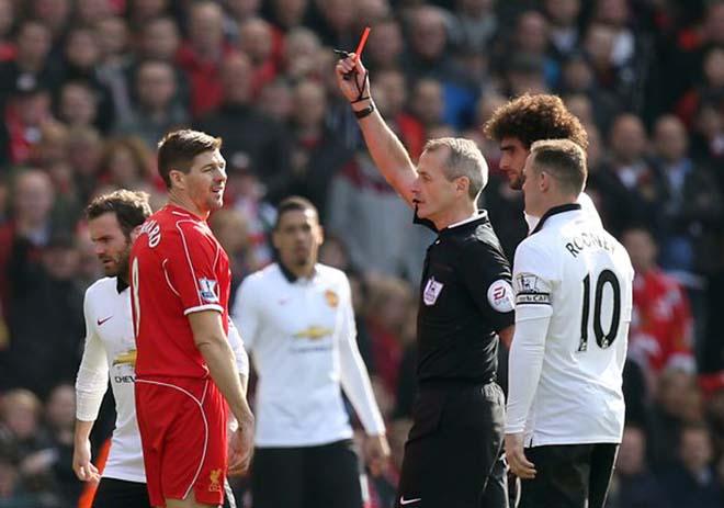 Song hùng MU - Liverpool: Còn đâu thương hiệu derby nước Anh? 1