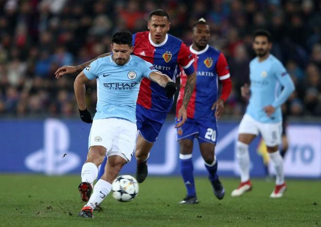 """Man City - Basel: """"Đá tập"""" cũng phải thắng đẹp 2"""
