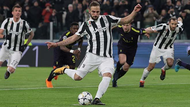 Tottenham - Juventus: Siêu đại chiến Kane - Higuain, Wembley rực lửa 1