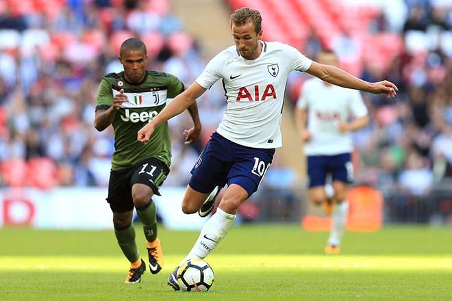 Tottenham - Juventus: Siêu đại chiến Kane - Higuain, Wembley rực lửa 2
