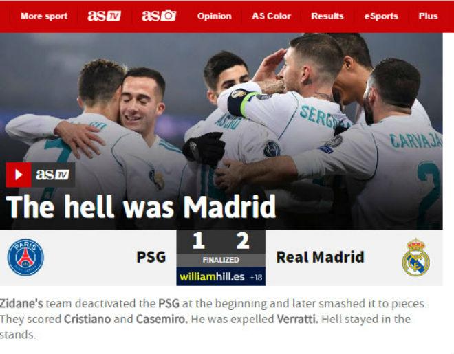 """Real đại thắng: Báo châu Âu """"cạn lời"""" về Vua Ronaldo, tôn vinh sao 500 triệu euro - 1"""