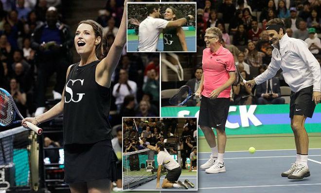 """Tin thể thao HOT 7/3: Federer đấu """"người đẹp không tuổi"""", kiếm 57 tỷ đồng 1"""