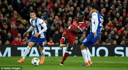 Chi tiết Liverpool - Porto: Bất phân thắng bại (KT) 21