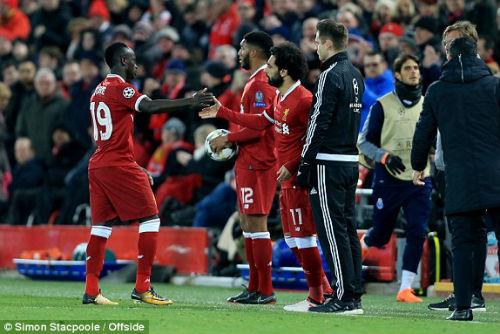 Chi tiết Liverpool - Porto: Bất phân thắng bại (KT) 24