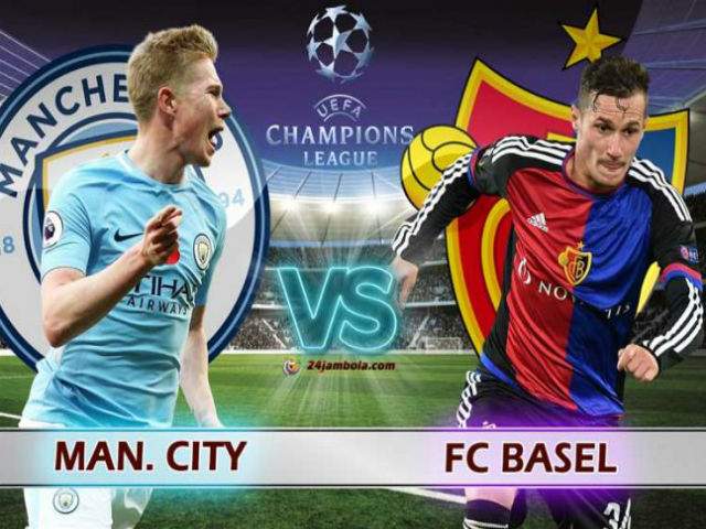 TRỰC TIẾP bóng đá Man City - Basel: Chủ nhà và Aguero chờ tạo lịch sử 20