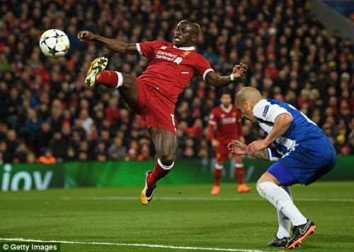 Chi tiết Liverpool - Porto: Bất phân thắng bại (KT) 20