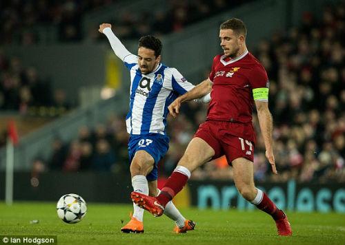 Chi tiết Liverpool - Porto: Bất phân thắng bại (KT) 19