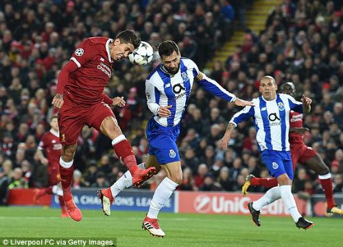 Chi tiết Liverpool - Porto: Bất phân thắng bại (KT) 23