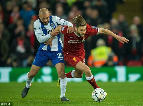 Chi tiết Liverpool - Porto: Bất phân thắng bại (KT) 22
