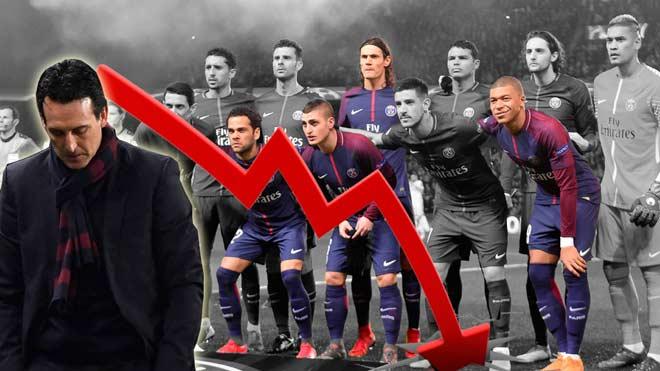 PSG đốt 1 tỷ euro, vỡ mộng vì Real: Mùa sau bị cấm dự Cúp C1?
