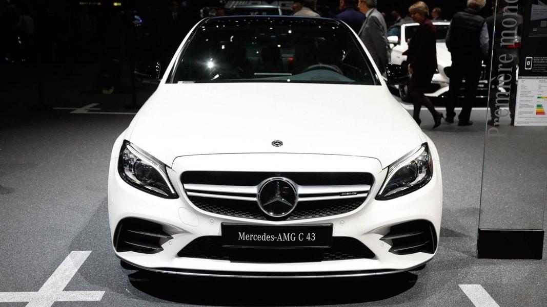 Mercedes-AMG C43 2019 sẽ có giá bán rẻ hơn C63 AMG - 2