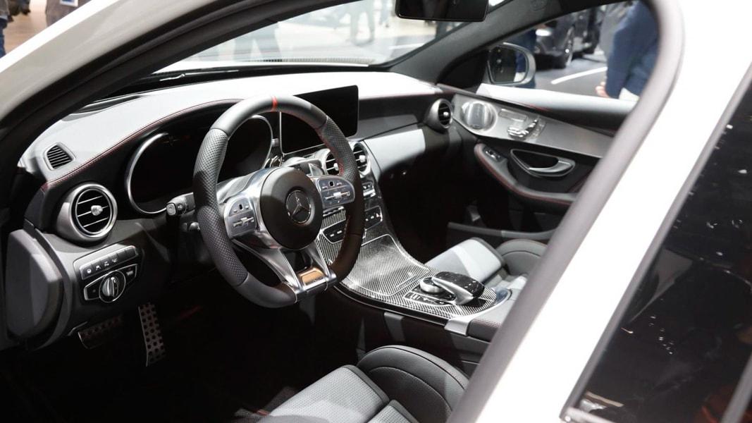 Mercedes-AMG C43 2019 sẽ có giá bán rẻ hơn C63 AMG - 4