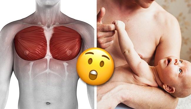 8 điều kỳ lạ chẳng mấy ai biết về cơ thể đàn ông - 2