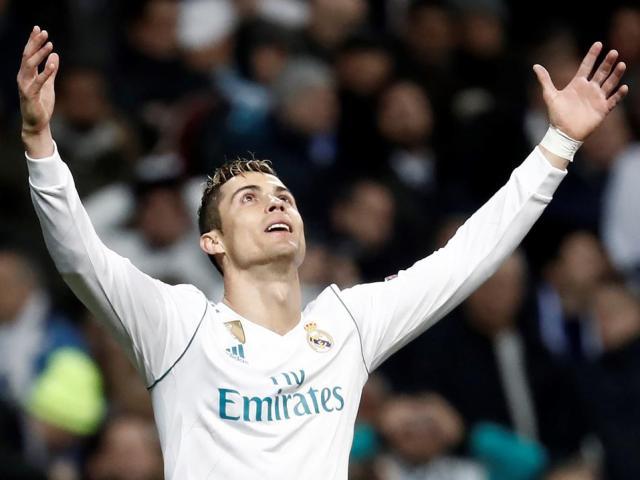 """Neymar - Kane bị loại cúp C1: """"Vua"""" Ronaldo độc chiếm, Messi """"xa vạn dặm"""" 5"""